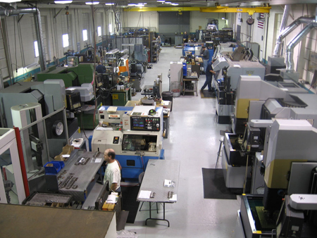 L & M Machining & Manufacturing, Inc.